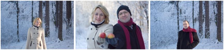 Adriana i Piotr